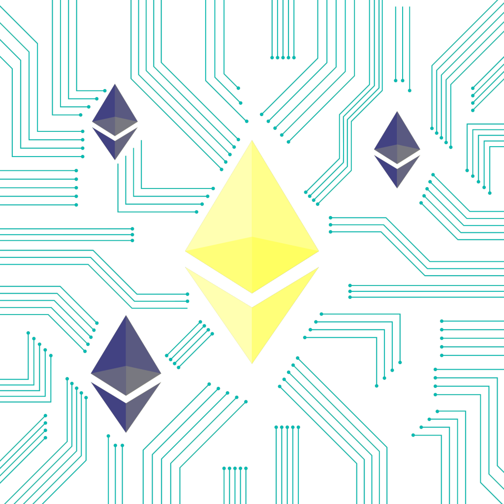 Ethereum and smart contracts are the future of commerce.