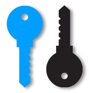 Asymmetric-key encryption takes more resources to encode and decode, but is more secure.