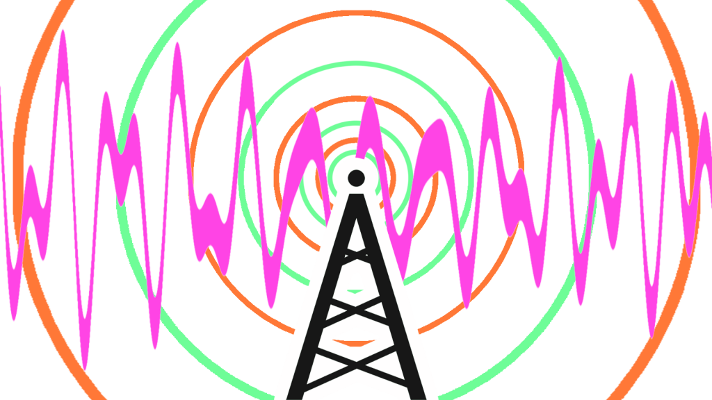 Higher frequencies and shorter wavelengths mean 5G is faster and can carry more data.